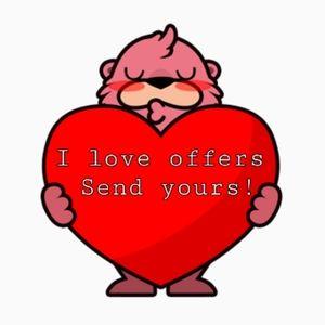 LOL ...Love Offer's aLot